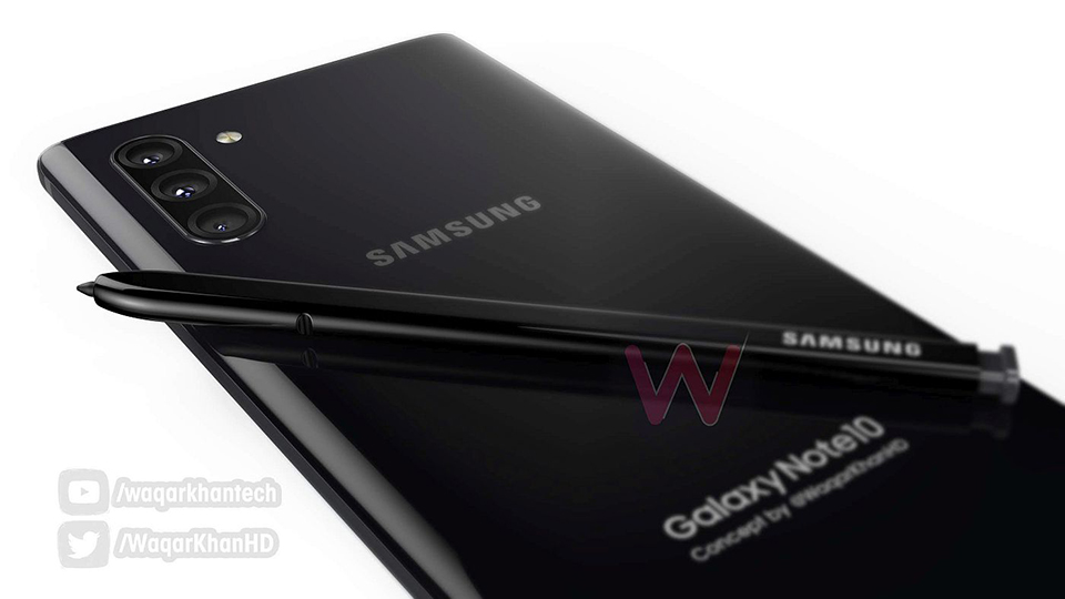 Concept Galaxy Note 10 (ảnh 2)