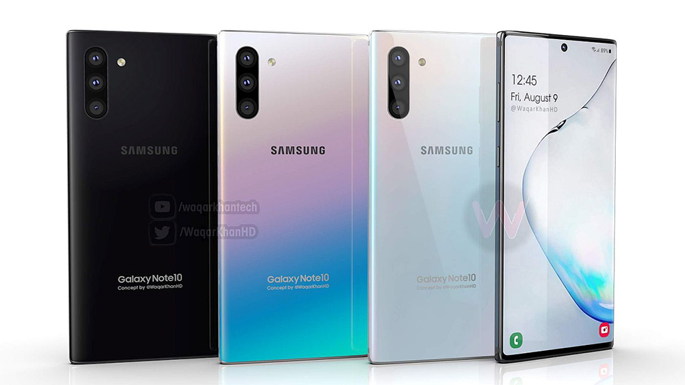 Concept Galaxy Note 10 (ảnh 3)