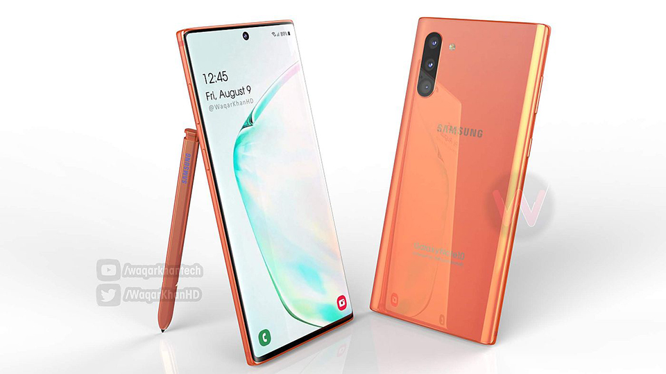Concept Galaxy Note 10 (ảnh 7)