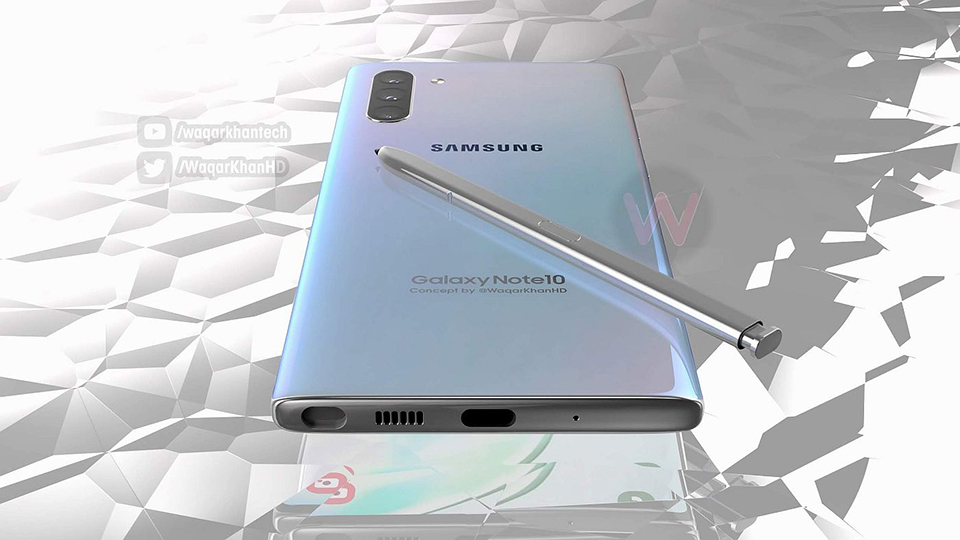 Concept Galaxy Note 10 (ảnh 8)