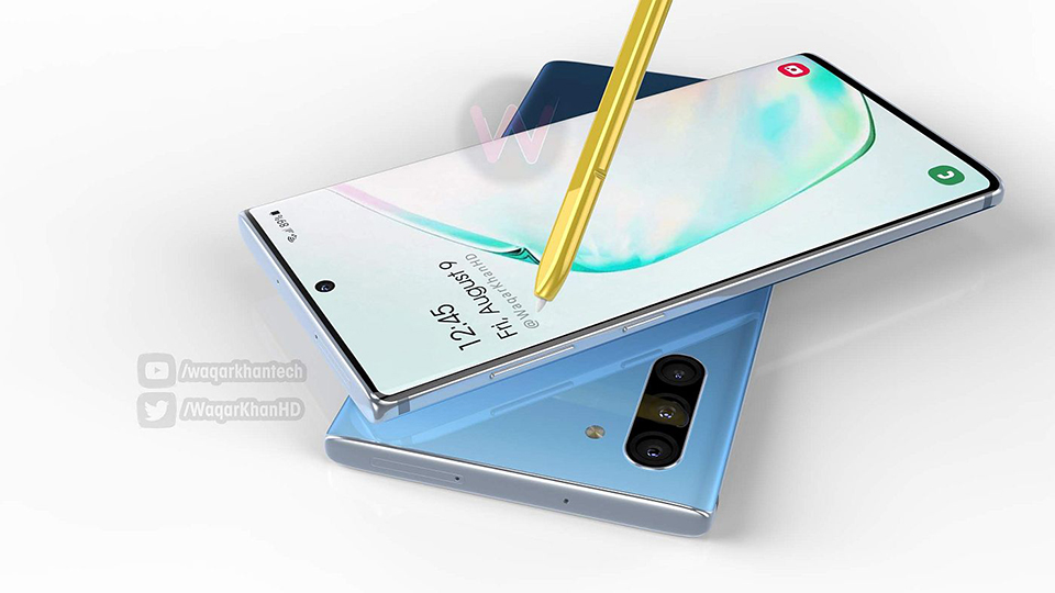 Concept Galaxy Note 10 (ảnh 9)