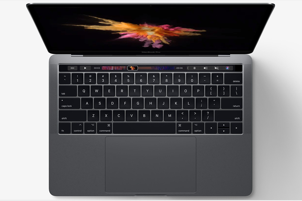 trackPad  Macbook Pro 12 inch 2017