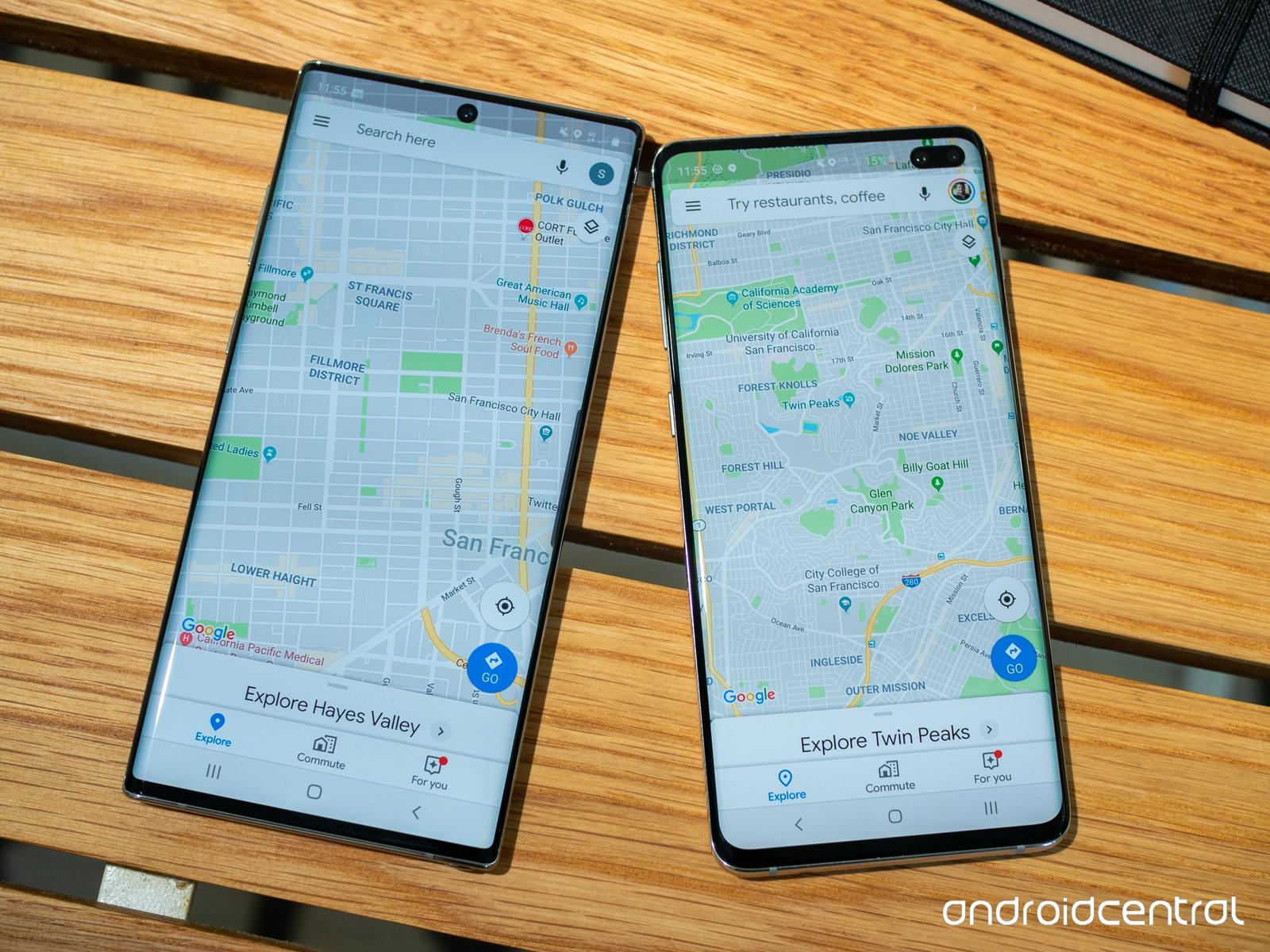So sánh Galaxy Note 10+ và Galaxy S10+: những điểm tương đồng và khác biệt 23