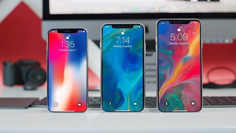 So sánh kích thước iPhone XS, XS Max và XR với các đối thủ - Fptshop.com.vn